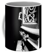 Through An Open Door Into Darkness Coffee Mug