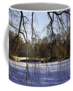 Through The Branches 1 - Central Park - Nyc Coffee Mug