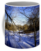 Through The Branches 4 - Central Park - Nyc Coffee Mug