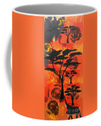 Through The Elephant's Eyes Coffee Mug