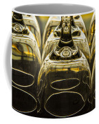 Through The Glasses Coffee Mug by Jean Noren