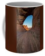 Through The Needle Coffee Mug
