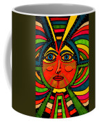 Through The Prism Of The Sun Coffee Mug