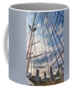Through The Rigging Coffee Mug