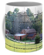 Through The Webs Coffee Mug