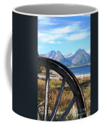 Through The Wheel Coffee Mug