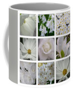 Through The White Picture Window Coffee Mug
