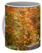 Through The Woods By D. Perry Lawrence Coffee Mug