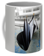 Throw Away Your Umbrellas The Rain Has Stopped Coffee Mug