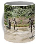 Throw The Ball Coffee Mug