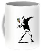 Throwing Love Coffee Mug