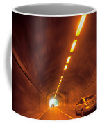 Thru The Tunnel Coffee Mug
