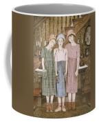 Thru Thick And Thin Coffee Mug