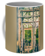 Thru Times Window Coffee Mug