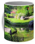Thula Garden's Water Reflections Coffee Mug