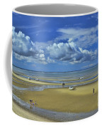 Thumpertown Beach Lowtide Coffee Mug