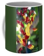 Thunbergia Mysorensis - Trumpetvine Coffee Mug