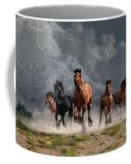 Thunder On The Plains Coffee Mug