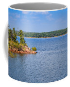 Thunderbird Lake Coffee Mug