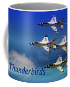 Thunderbirds Coffee Mug