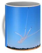 Thunderbirds Divided Coffee Mug