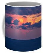 Thundering Sunset Coffee Mug