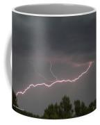 Thunderstorm At Young Arizona  Coffee Mug