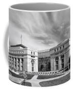 Thurgood Marshall Federal Judiciary Building Coffee Mug