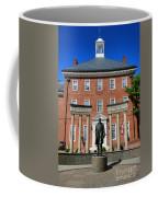 Thurgood Marshall Memorial Coffee Mug