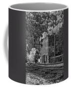 Thurmond Wv Monochrome Coffee Mug