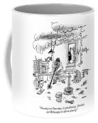 Thursdays And Saturdays Coffee Mug
