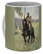 Thus It Was That Parsifal Began Coffee Mug