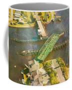 Ti Swingin' Swing Bridge Coffee Mug by Betsy Knapp