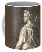 Tiberius Caesar Coffee Mug by Titian