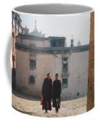 Tibet Monks 6 Coffee Mug