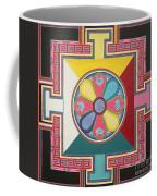 Tibetan Mandala Coffee Mug