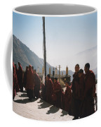 Tibetan Monks 2 Coffee Mug