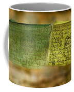 Tibetan Prayer Flags Coffee Mug