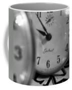 Tick Tock Goes The Clock Coffee Mug