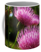 Tickled Thistle Coffee Mug
