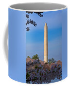 Tidal Basin Cherry Blossoms #2 Coffee Mug