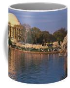 Tidal Basin Washington Dc Coffee Mug