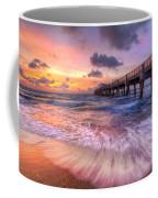 Tidal Lace Coffee Mug