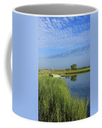 Tidal Marsh Wrightsville Beach Coffee Mug