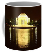 Tidal Pool Panorama Coffee Mug
