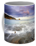 Tide Covered Pavement Coffee Mug