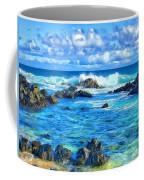Tide Pool Near Hana Maui Coffee Mug