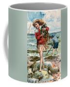 Tide Pools At The Beach Coffee Mug