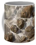Tide Pools Of Shell Beach California Coffee Mug