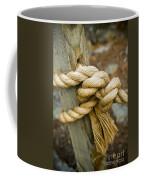Tie The Knot Coffee Mug